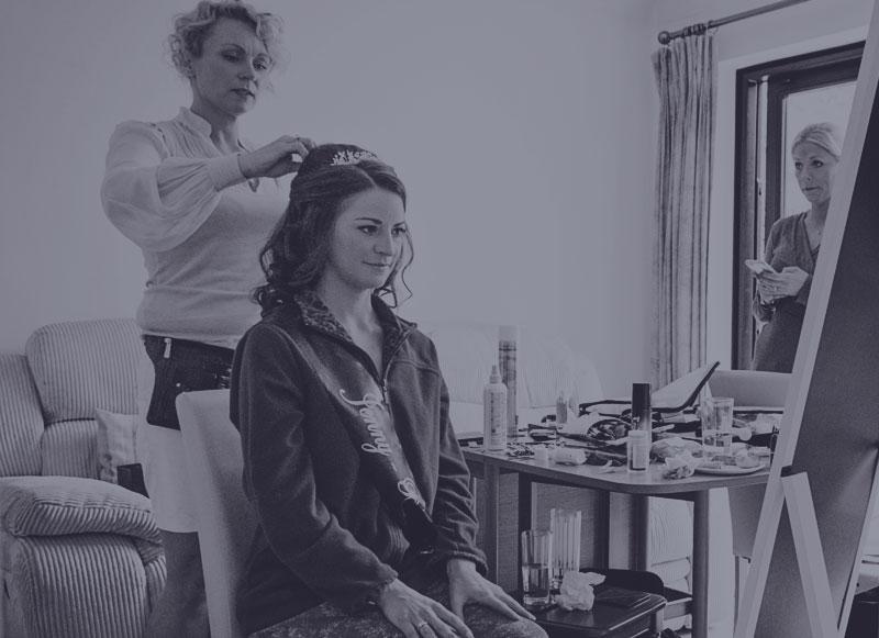 Stacey Austin's Wedding Hair Design   Hair Services Slider   Wedding Hair Trials